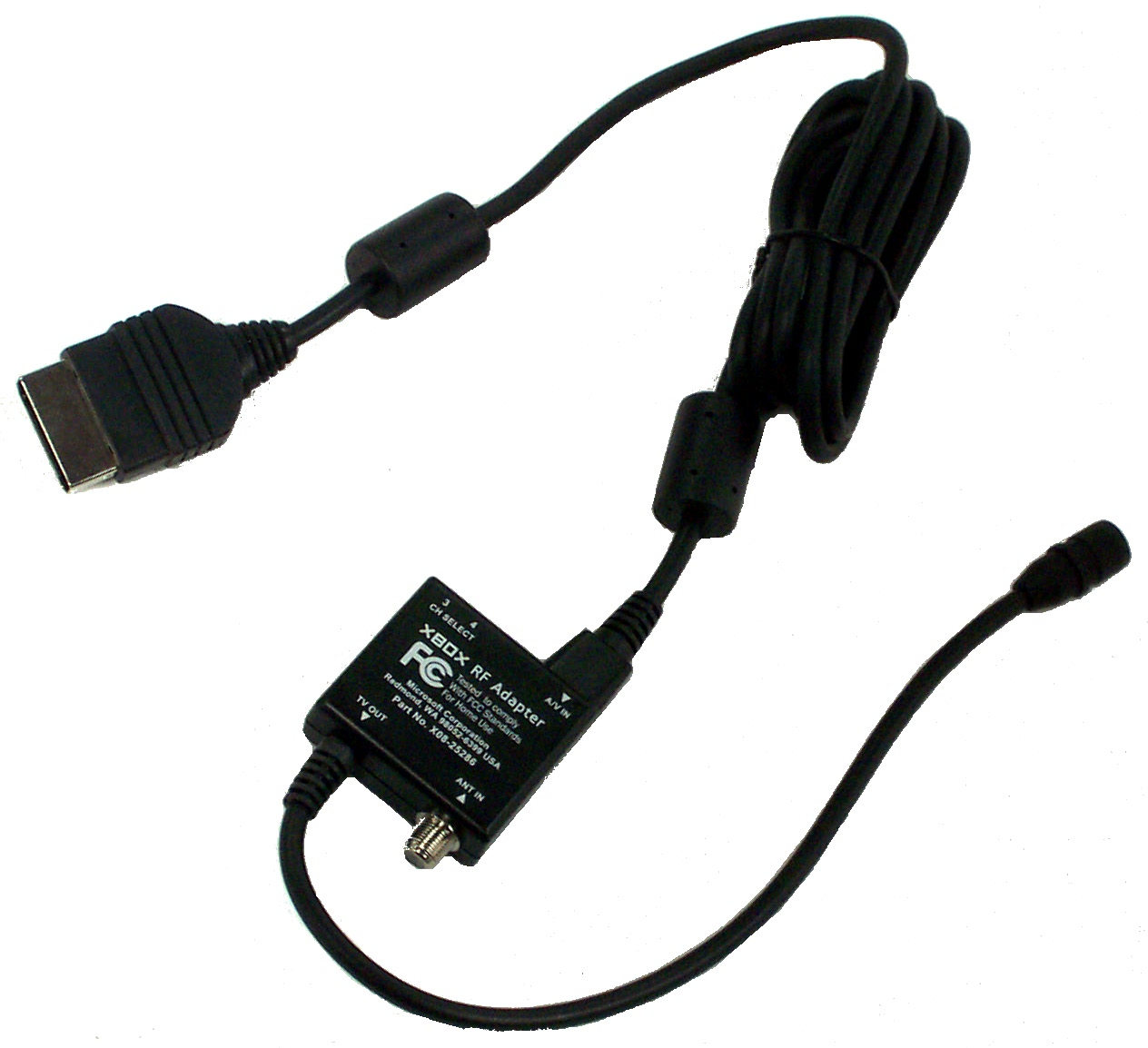 MICROSOFT X08-25286 XBOX RF ADAPTER Enlarged Preview