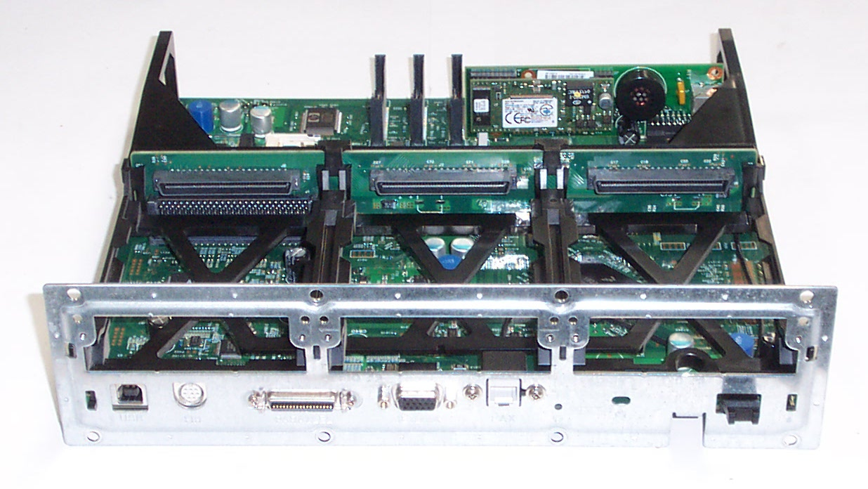 HP Q5915-60003 LaserJet 9500mfp Formatter Board Enlarged Preview