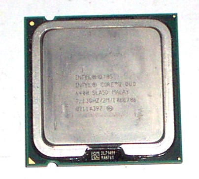 Intel SLA5D Core 2 Duo E6400 2.13GHz 2M Cache 1066MHz FSB Processor  Enlarged Preview