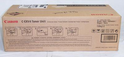 View Item New Canon C-EXV4 Black Toner Unit IR 85 105 8500 9070 6748A002[AA]