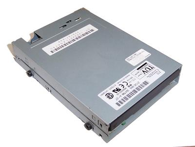 View Item Compaq 237180-001 Evo SFF D51S D5S D310 Floppy Drive-No Bezel