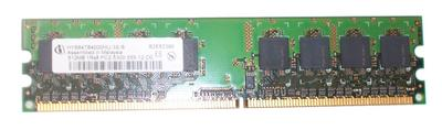 View Item Infineon HYS64T64000HU-3S-B 512MB PC2-5300 DDR2 DIMM
