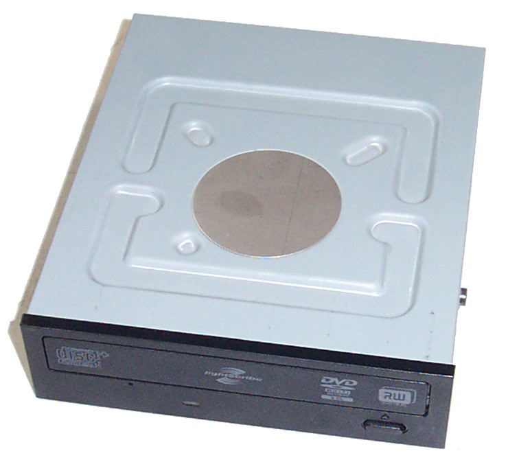HP 419498-001 SATA DVD/CD ReWritable Drive - Model:DH-16A1L ...