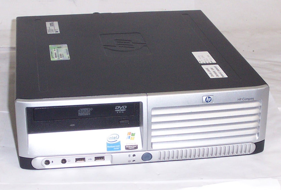 HP Compaq DC MT Product Specifications
