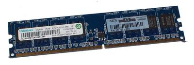 View Item HP 377725-888 512MB DDR2 PC2-5300U DIMM - RML1520PG38D6F-667 Ramaxel