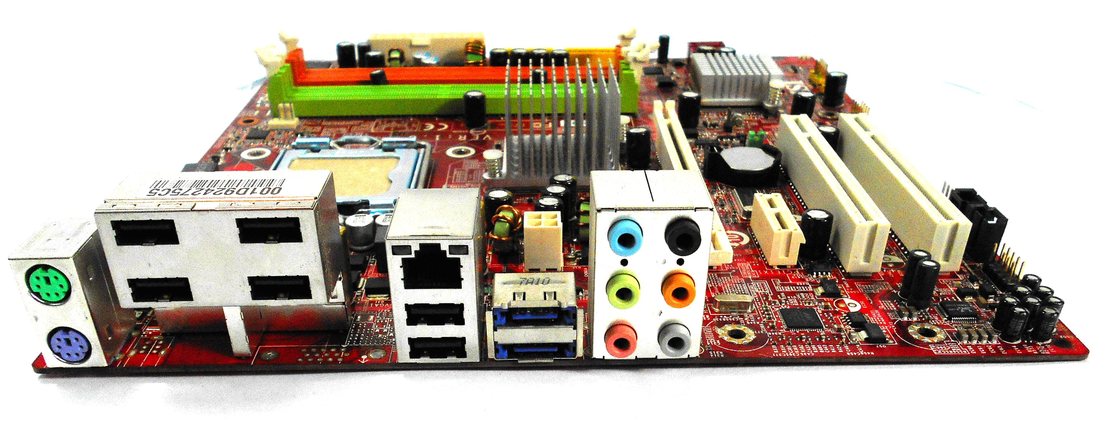 Xfx n1996 motherboard