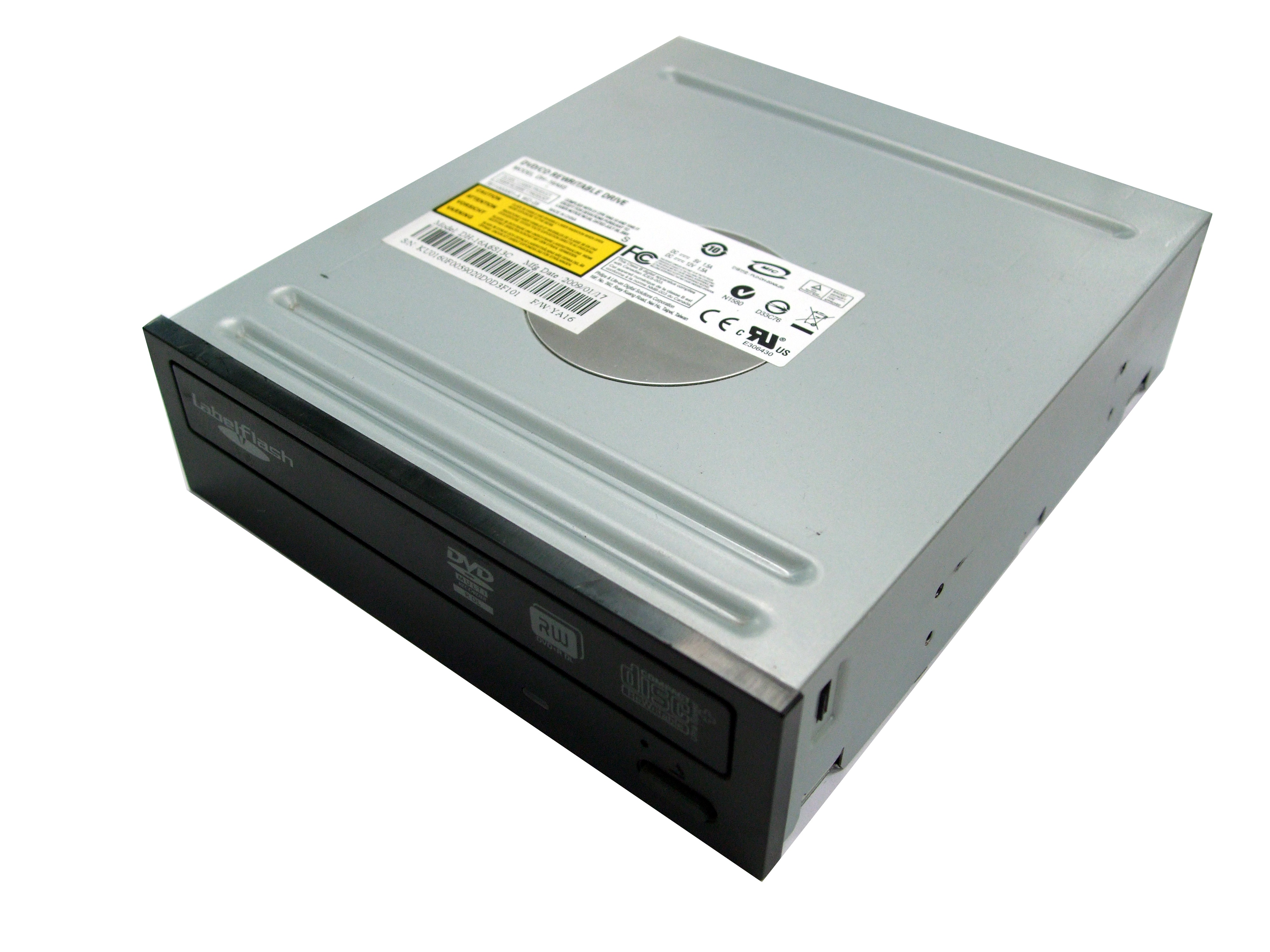 PLDS DVD -RW DH-16A6S ATA Device driver download software