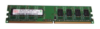 View Item Hynix HYMP112U64CP8-Y5 AB-C 1GB PC2-5300U CL5 DDR2 CL5 DIMM