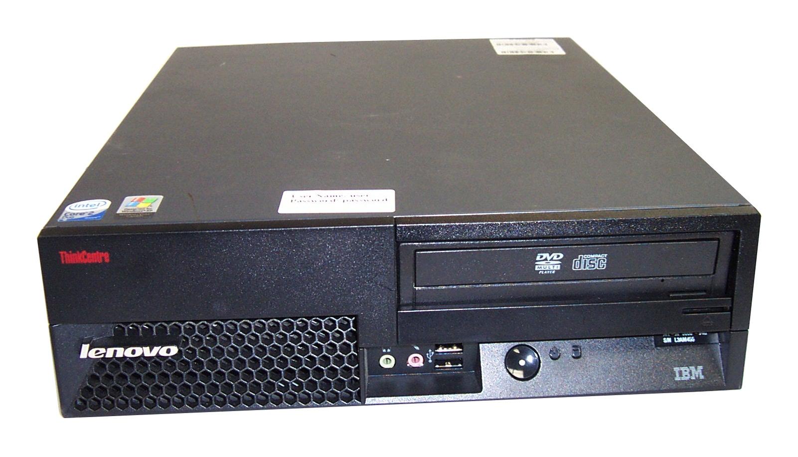Ibm Lenovo Thinkcenter M55 Type 8808 Model 94g Pc Ebay