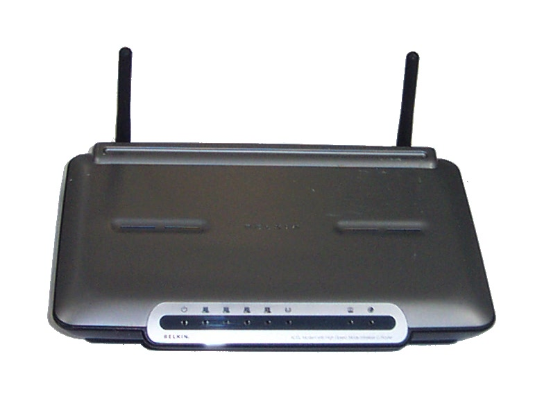 how to connect belkin router in modem mode