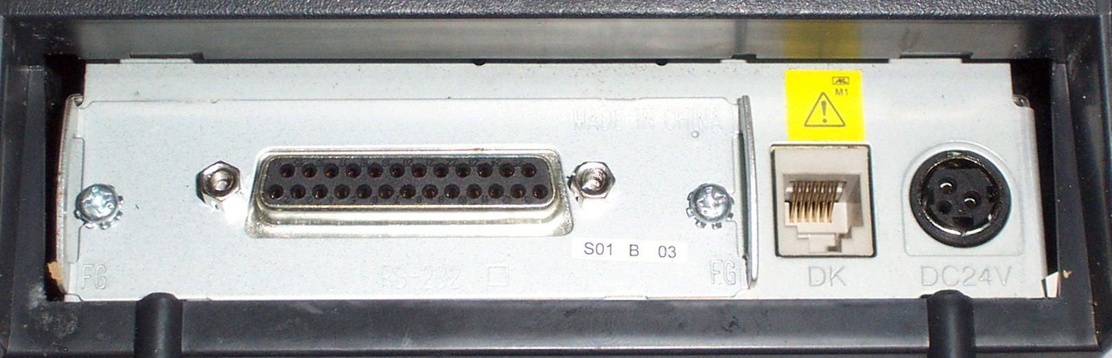 Epson Tm-T88iii Driver