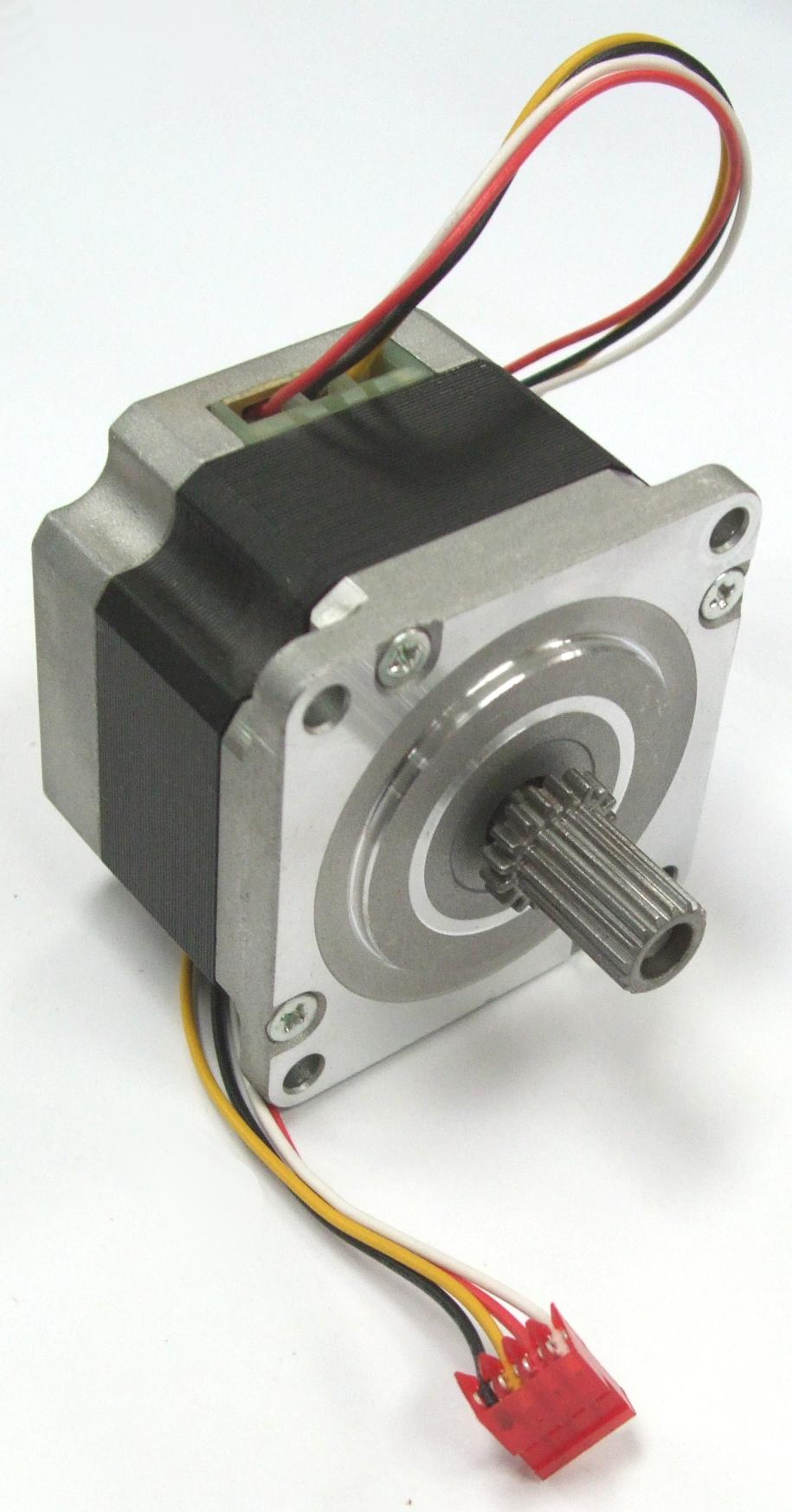 Stp 58d111 Zebra Zm400 Thermal Printer Stepper Motor 78800