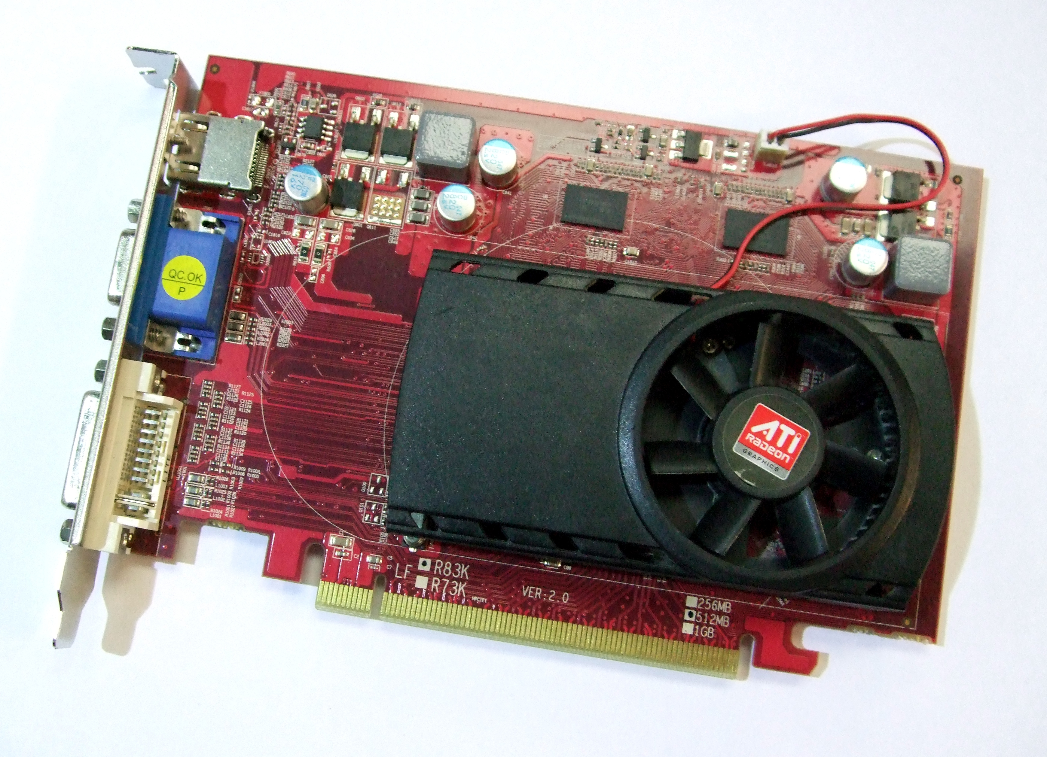 Radeon Hd 5550 Drivers Download
