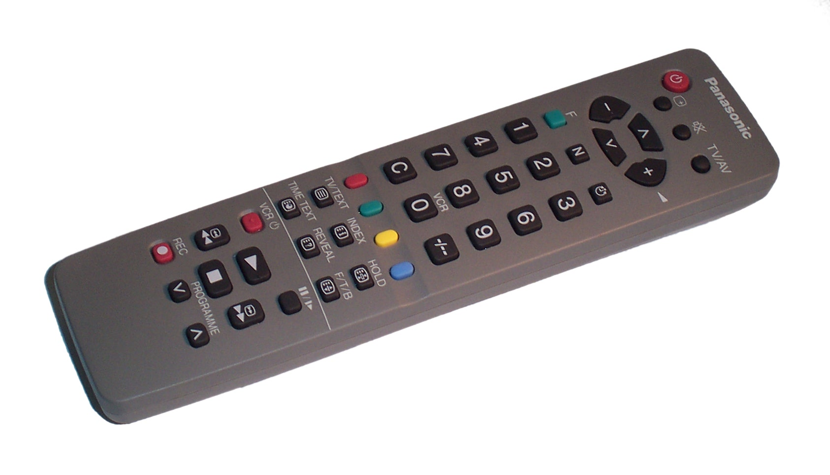 how to use panasonic remote control
