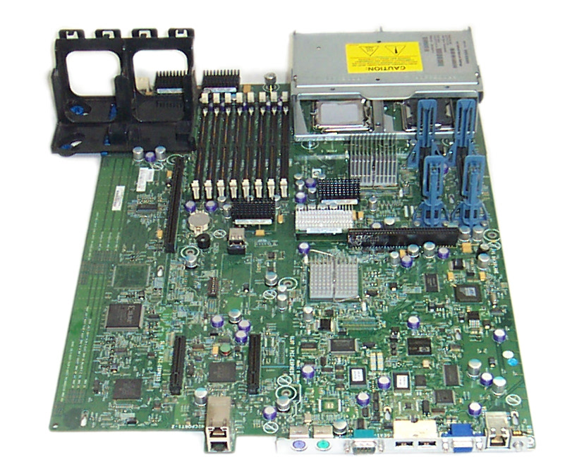 hp 407749 001 proliant dl380 g5 dual socket 771 motherboard ebay. Black Bedroom Furniture Sets. Home Design Ideas