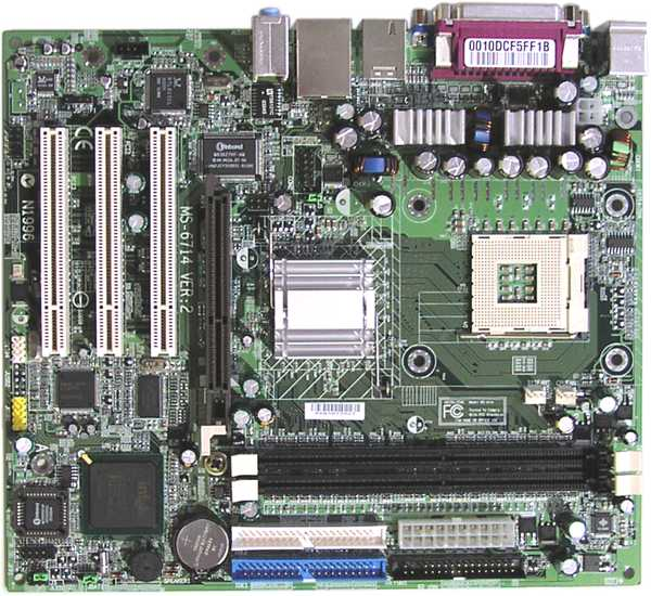 Latest Elitegroup AGM-M (V/A) Motherboard Drivers