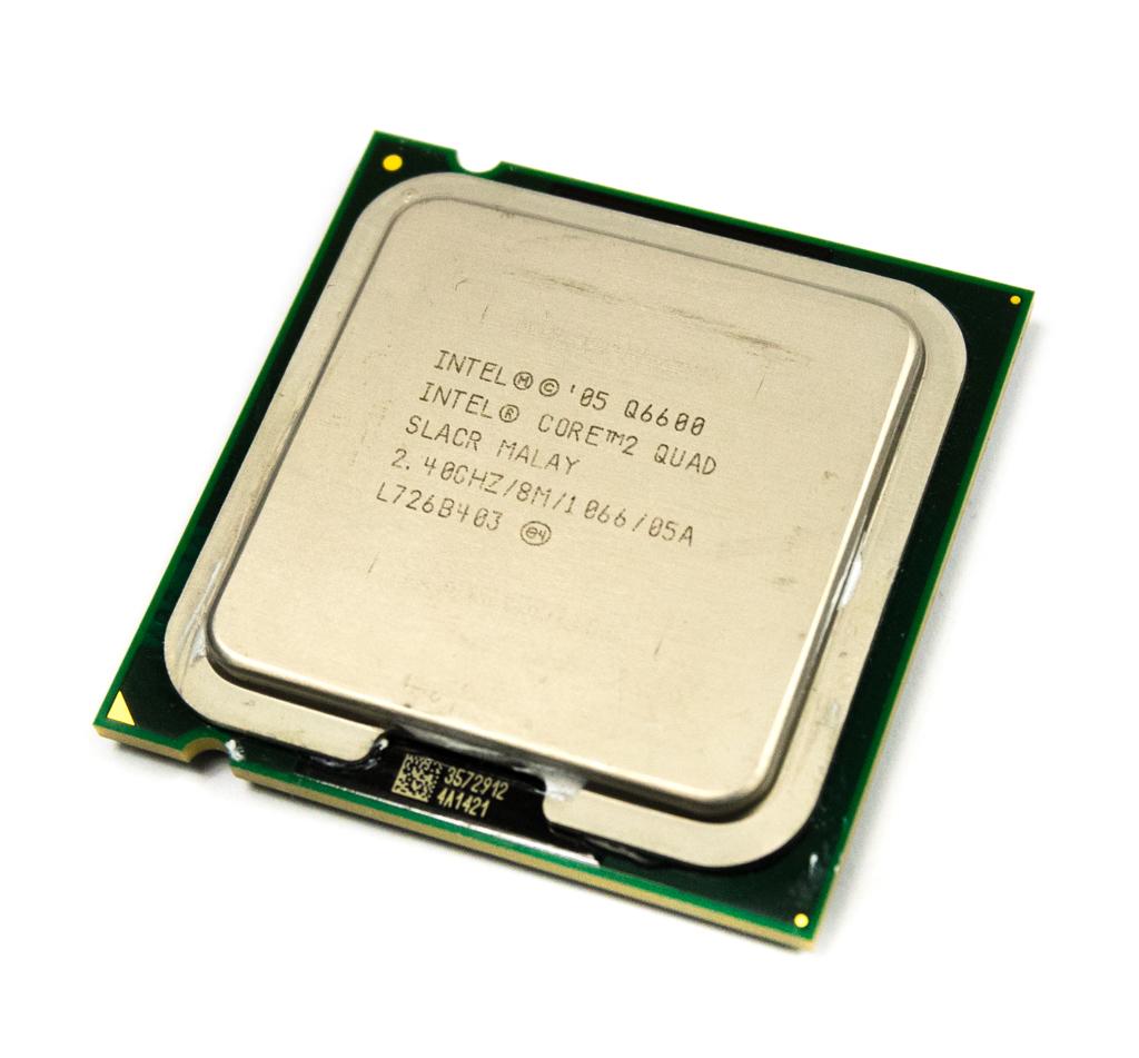 intel slacr core 2 quad q6600 2 4ghz lga775 socket t processor 1066mhz bus. Black Bedroom Furniture Sets. Home Design Ideas