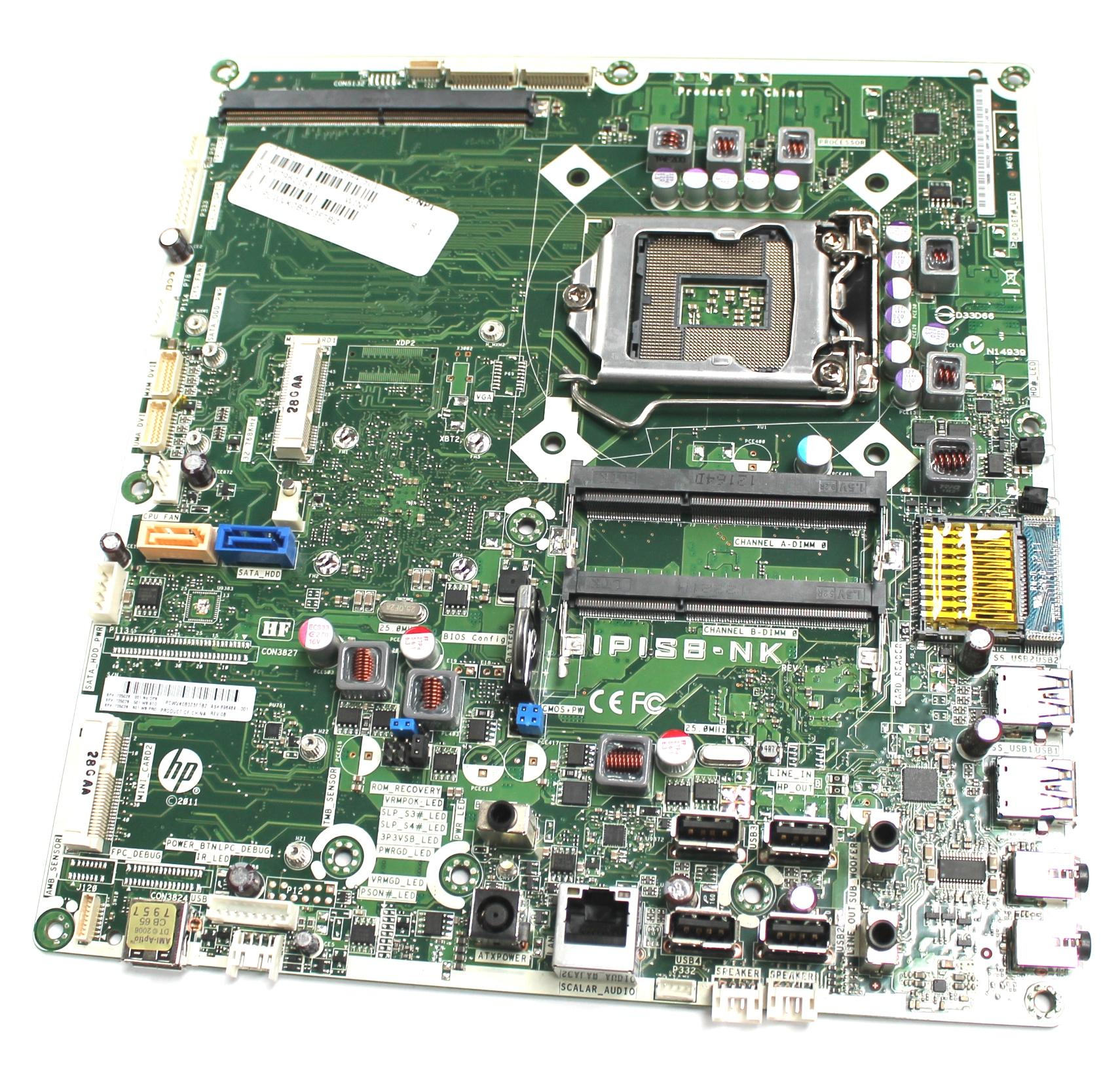 696484-001 IPISB-NK HP Touchsmart Motherboard LavacaSB