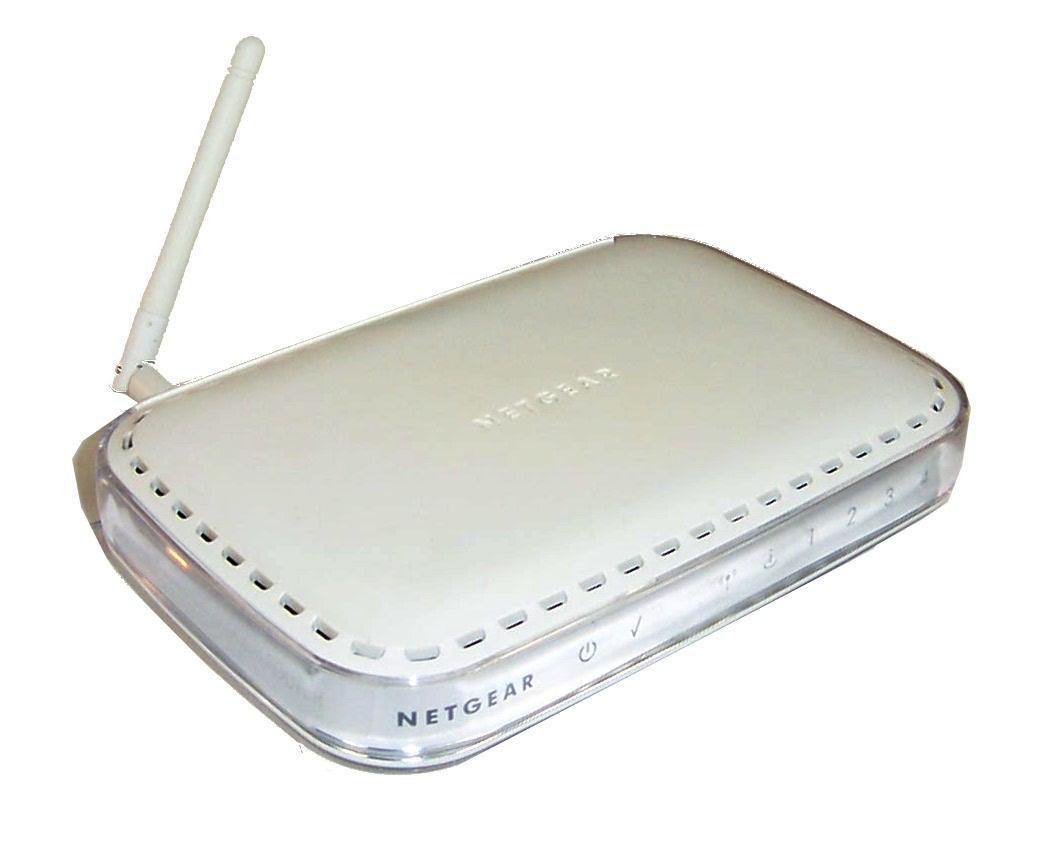 Netgear DG834G v3 4 Port 54Mbps Wireless ADSL Modem Router
