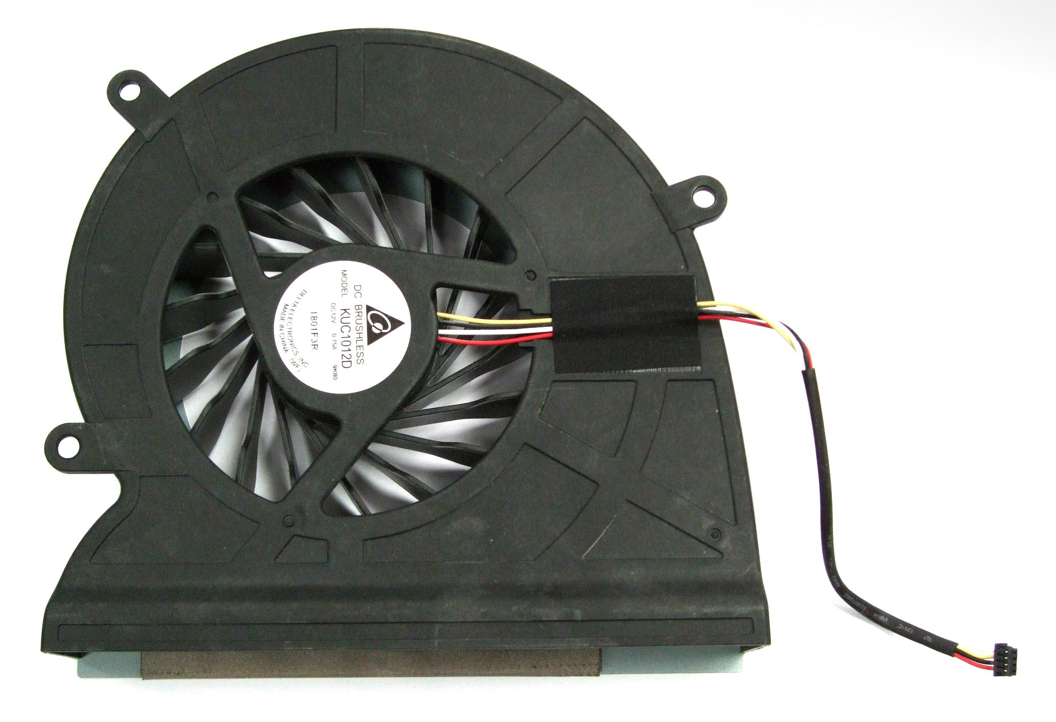 Electronic Cooling Fans : Kuc d k delta electronics v a cooling fan