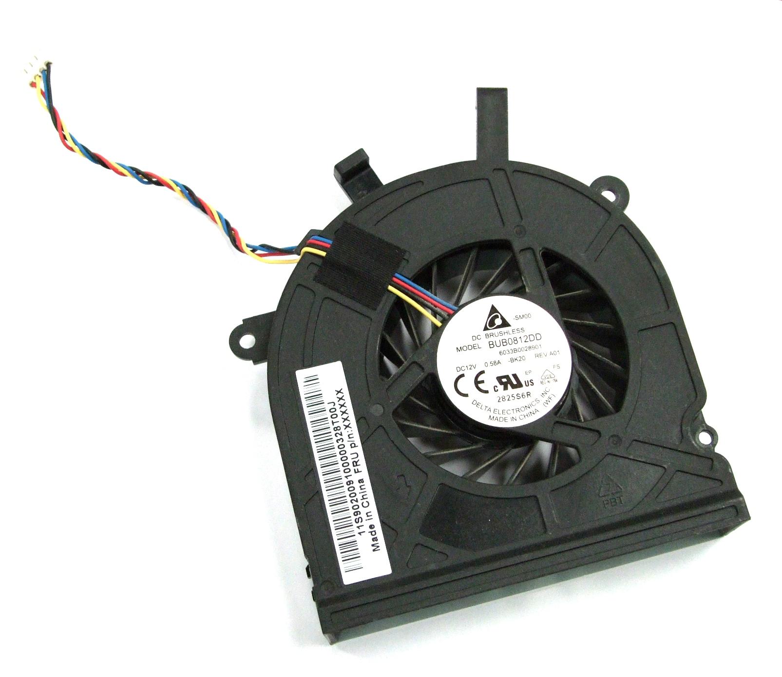 Electronic Cooling Fans : Bub dd bk delta electronics v a cooling fan