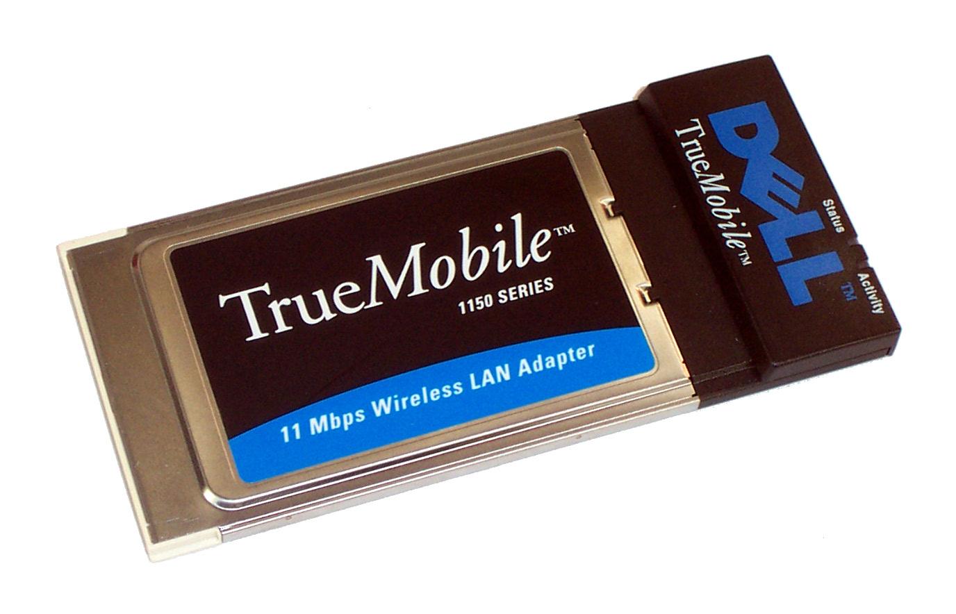 Dell wireless 1450 dual band wlan minipci card