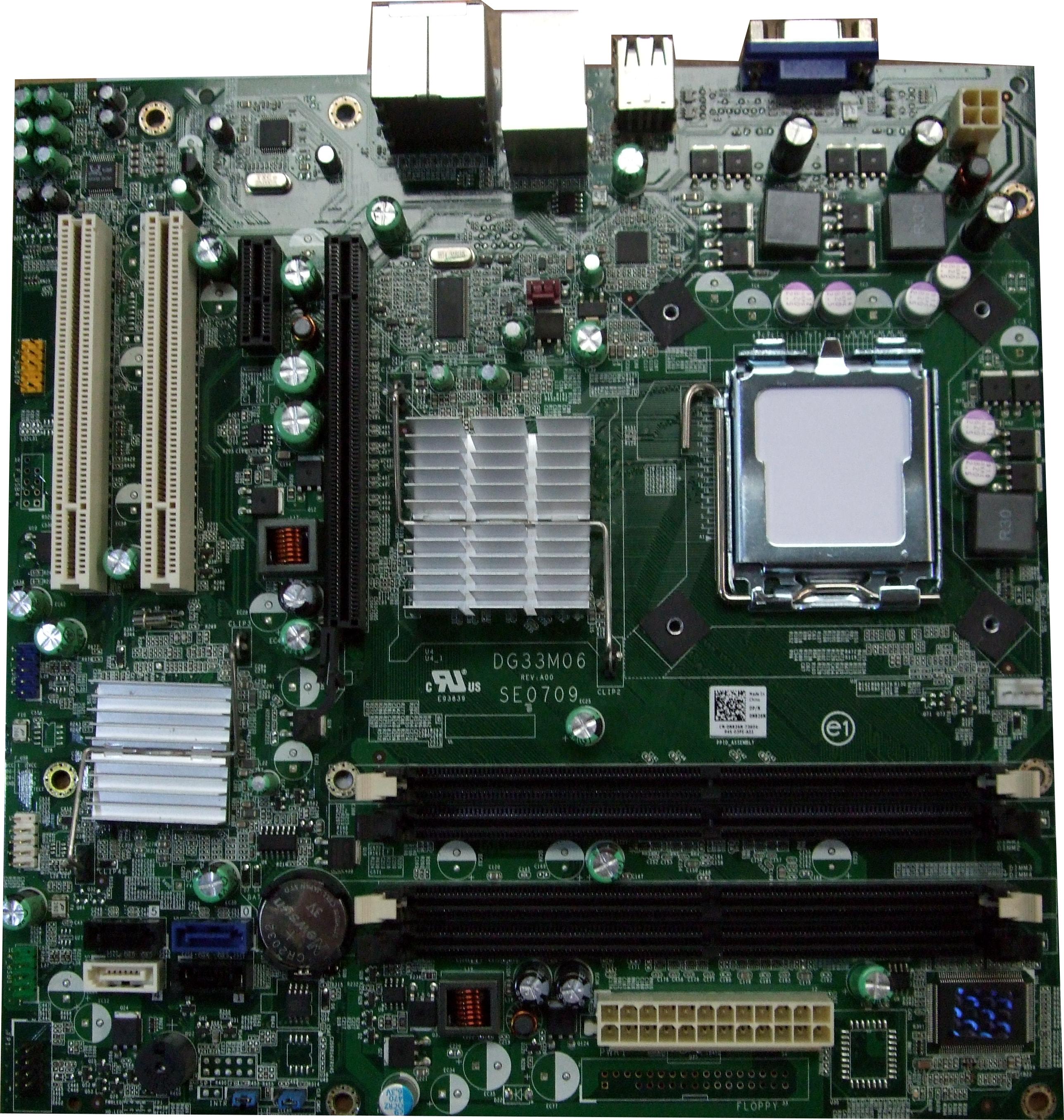 Dells main competitors