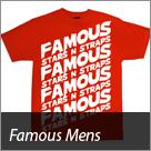 Famous Mens