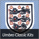Umbro Classic Kits