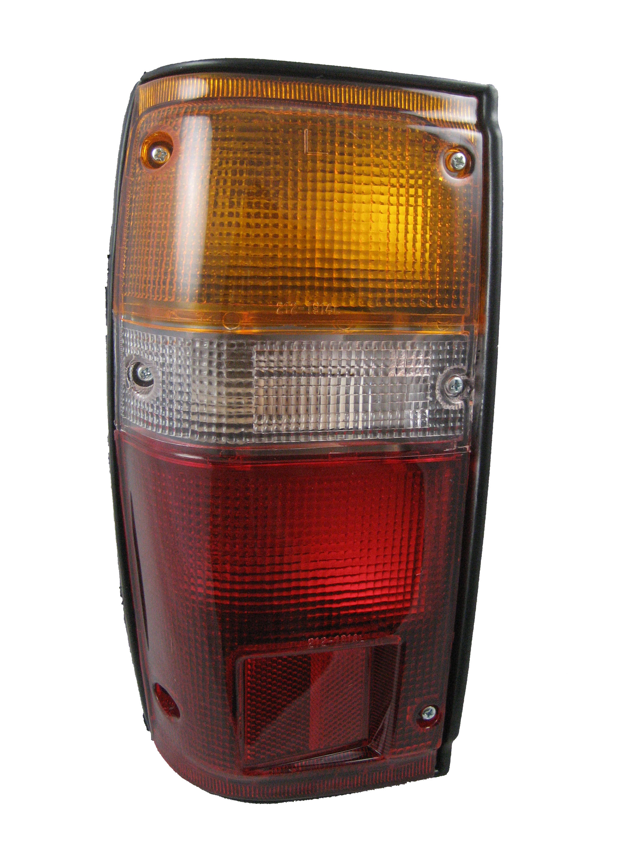 rear tail light left toyota hilux mk2 pickup lamp new ebay. Black Bedroom Furniture Sets. Home Design Ideas