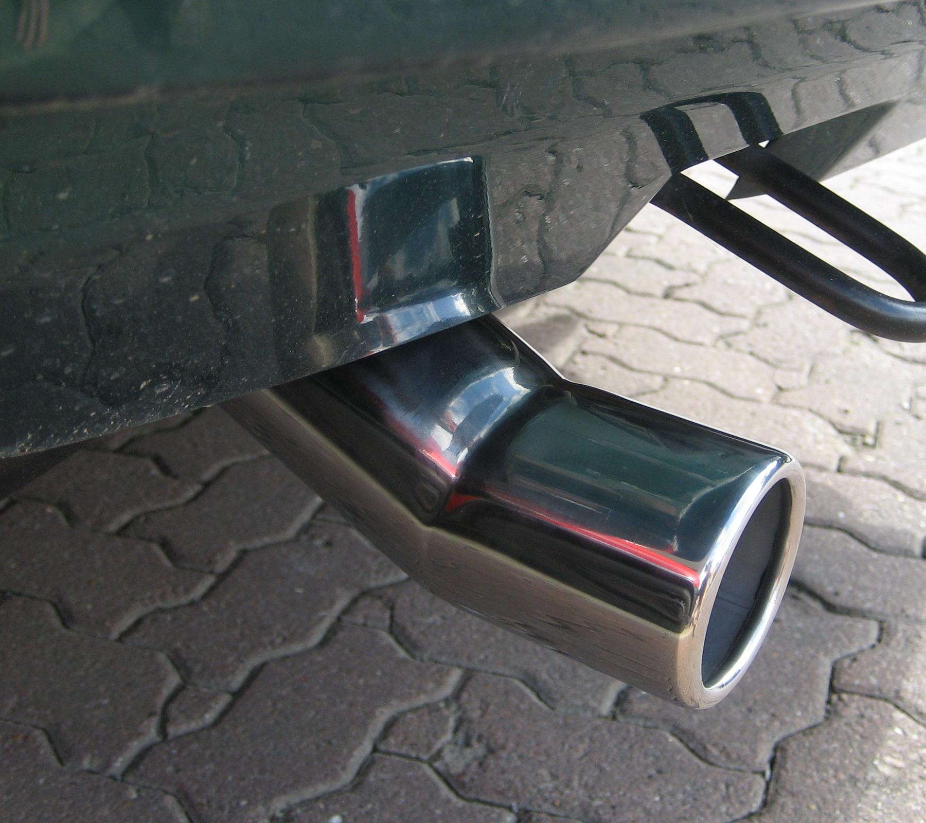 Incridible Land Rover Diesel For Sale On Range Rover Sport: Chrome Stainless Steel EXHAUST TIP Tail Pipes For Range