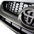 View Item Toyota Hiux Mk6 Replacement Grille - 2009 style ( standard graphite &amp; chrome )