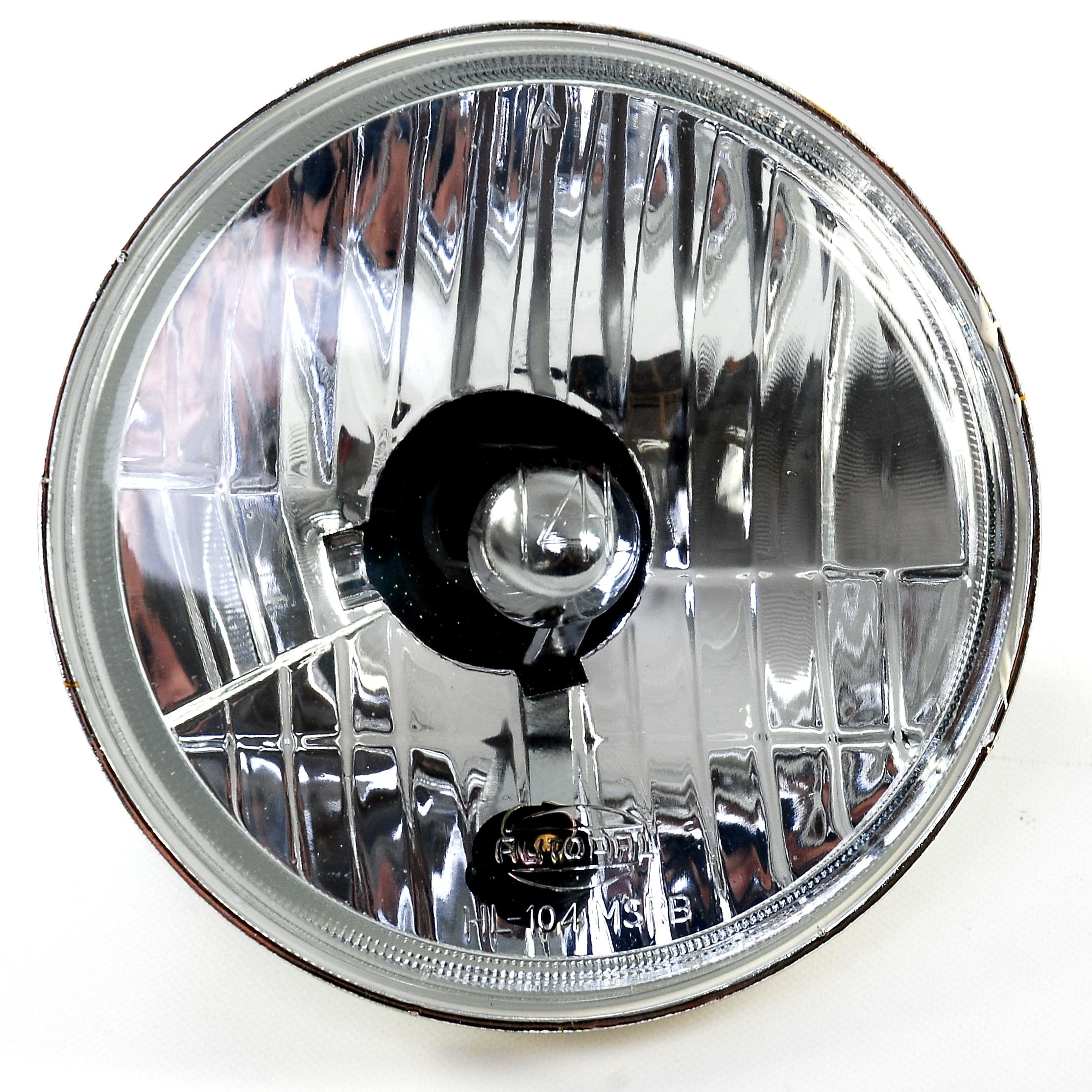 Crystal Halogen Headlights Kit Lamp 5 3 4 Quot Westfield H4