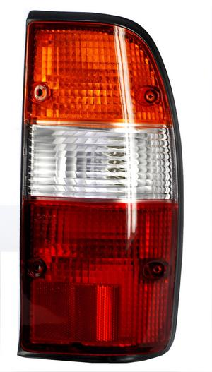 Mazda B2500 Pickup. Mazda B2500 Rear Light