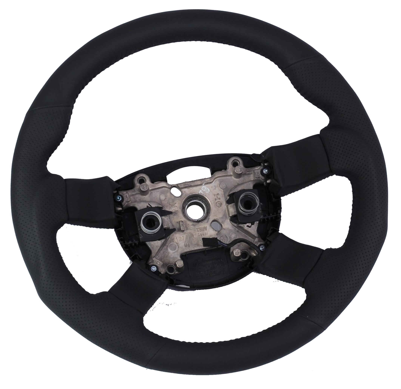 2002 Land Rover Range Rover Interior: Sports Grip Leather Steering Wheel Range Rover L322 2002