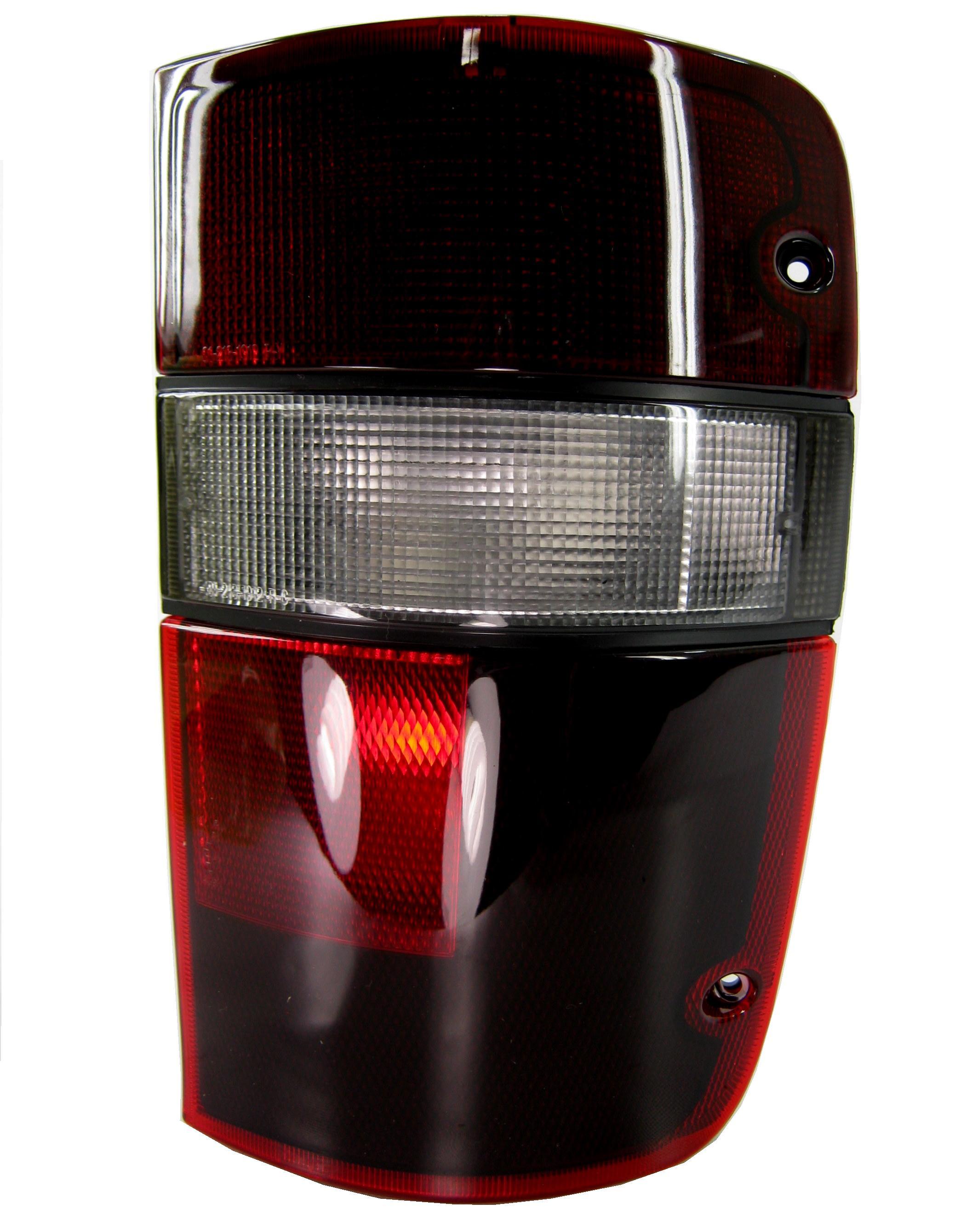 rear tail light lamp for isuzu trooper rh o s lens new offside o s thumbnail 1