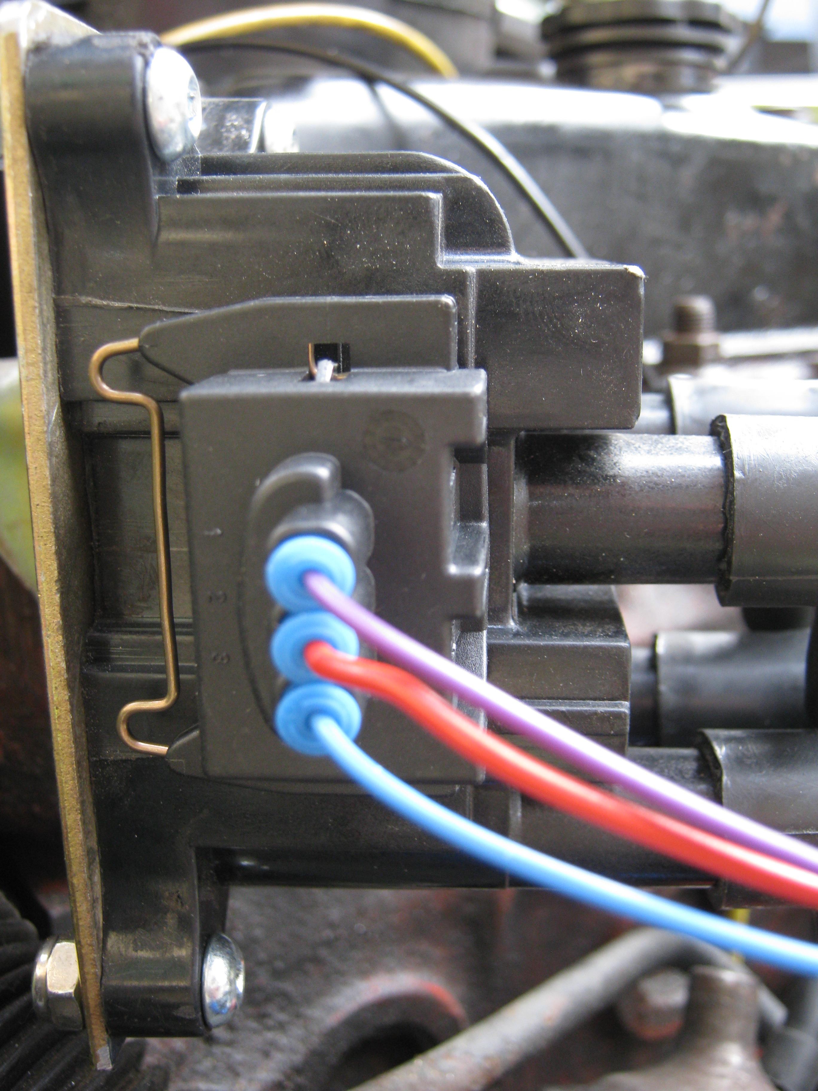 ford edis coil pack connector plug megasquirt cyl ecu ka sierra thumbnail 5 thumbnail 6