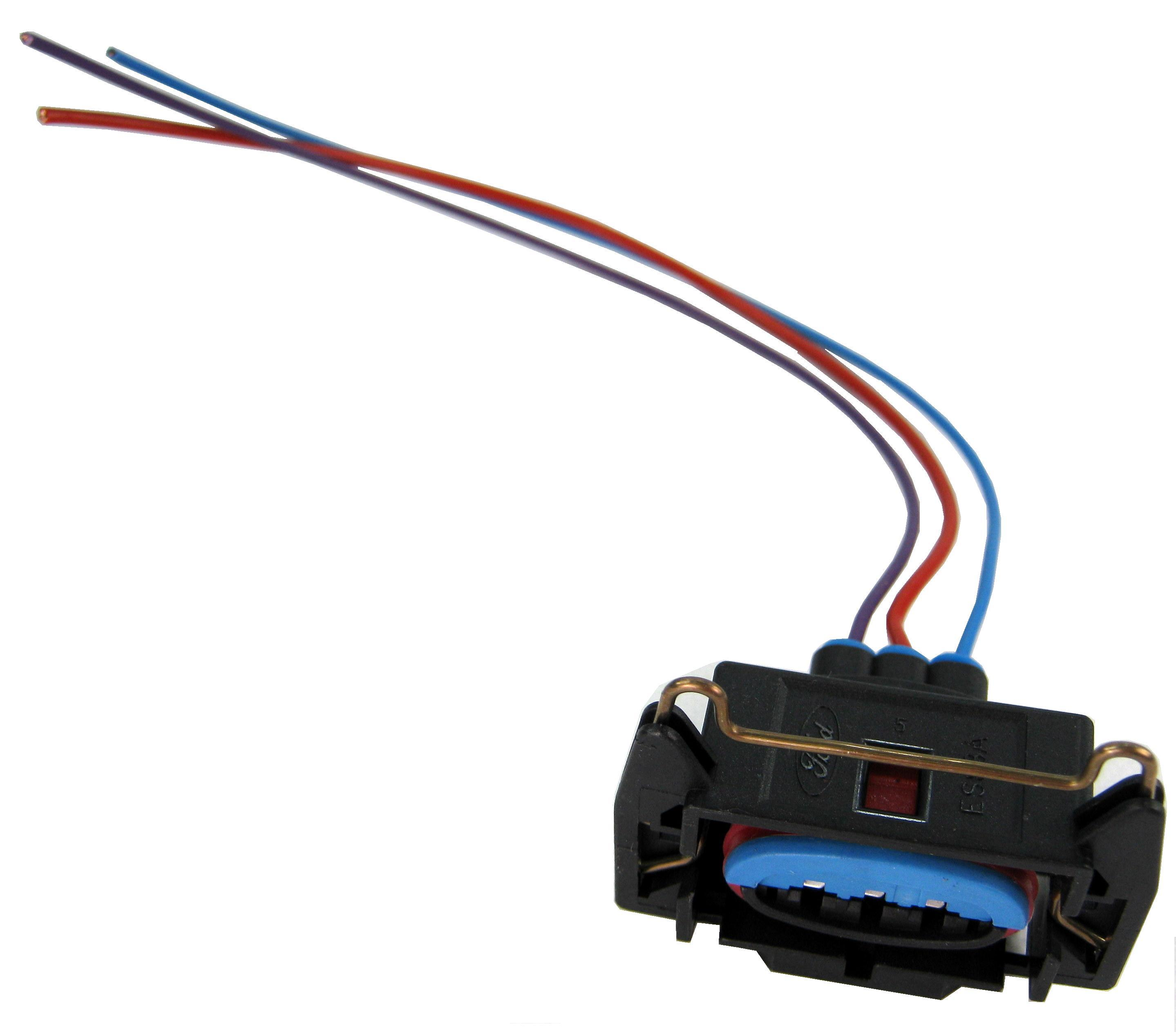 ford edis coil pack connector plug megasquirt 4cyl ecu ka sierra thumbnail 1 thumbnail 2