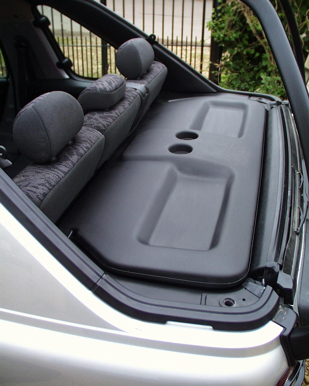 Land Rover Freelander 1: Load Space Cover Parcel Shelf For Land Rover Freelander 1