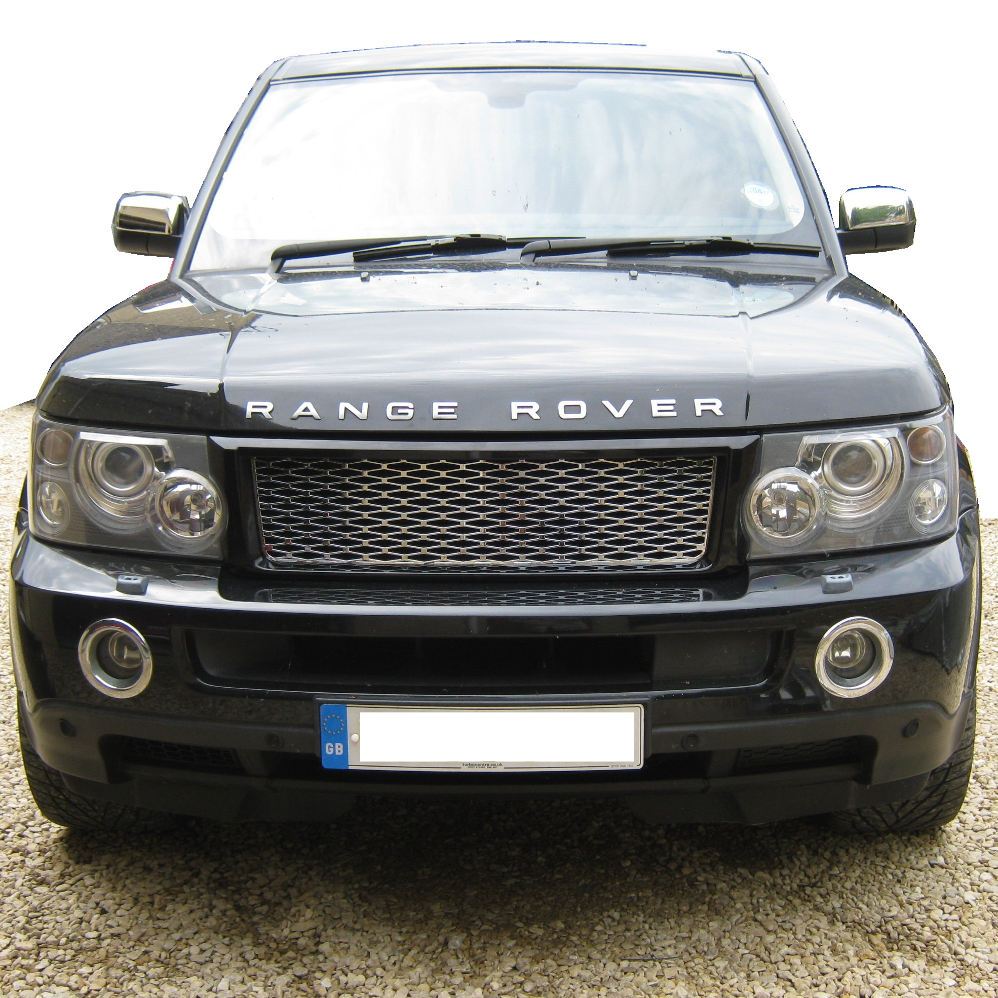 Front Grille Conversion For Range Rover Sport 2005-2009