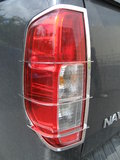 View Item Nissan Navara D40 rear light guards