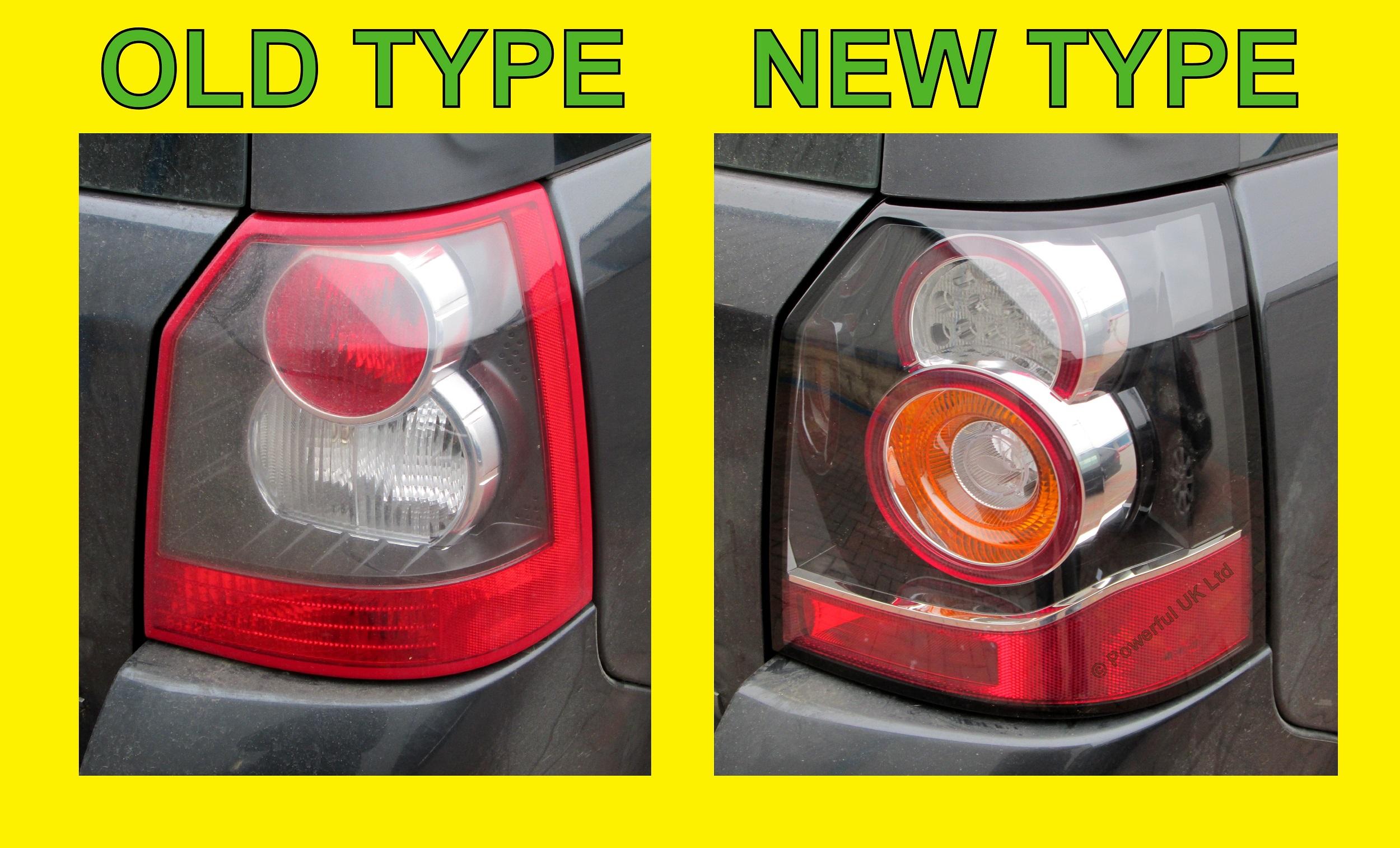 land rover freelander 2 led rear light tail lamp upgrade kit lr2 hst 2012 new ebay. Black Bedroom Furniture Sets. Home Design Ideas