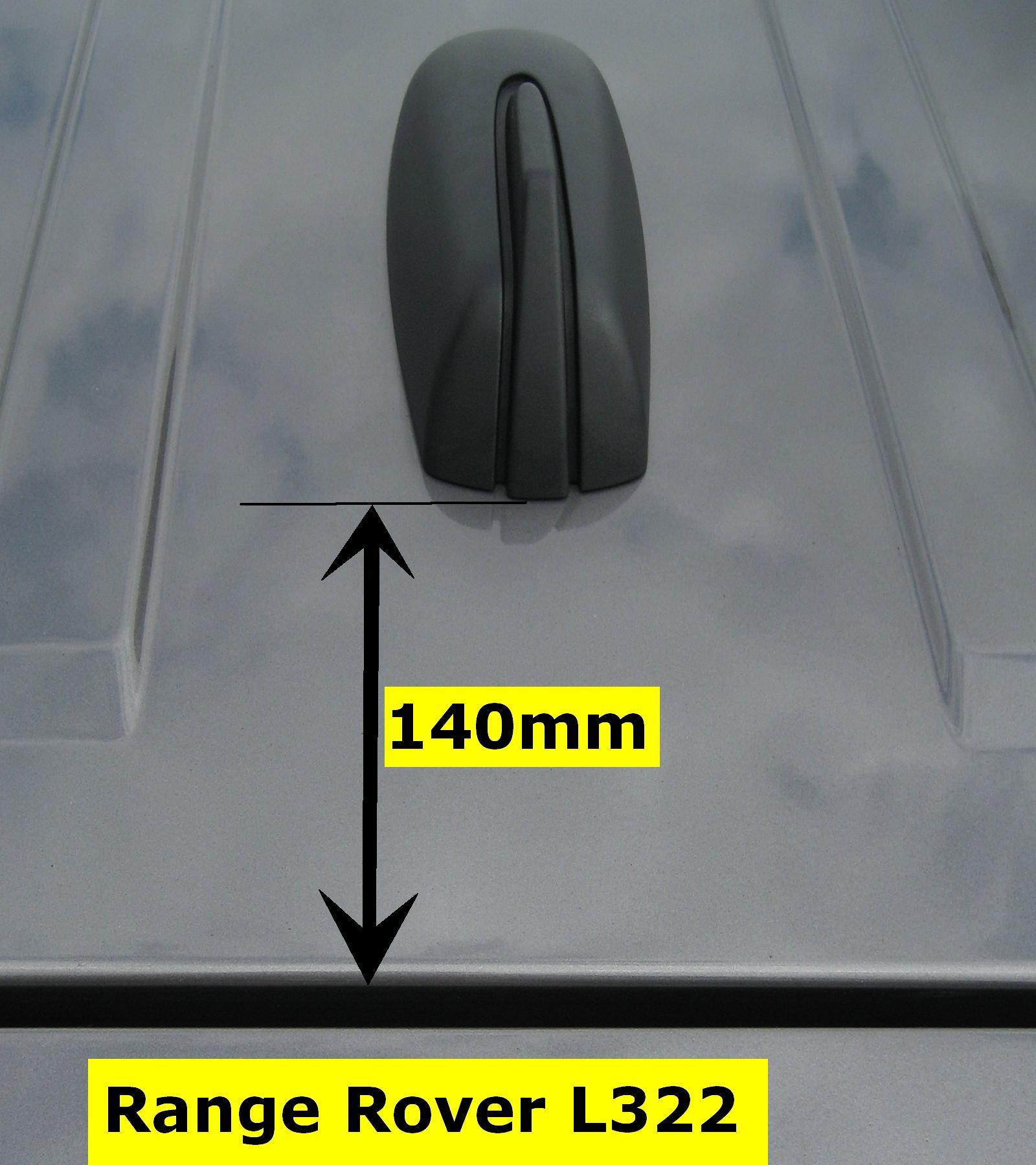Honda Jazz Gk Supercharger: Dummy Satnav GPS AERIAL Antenna For Range Rover L322