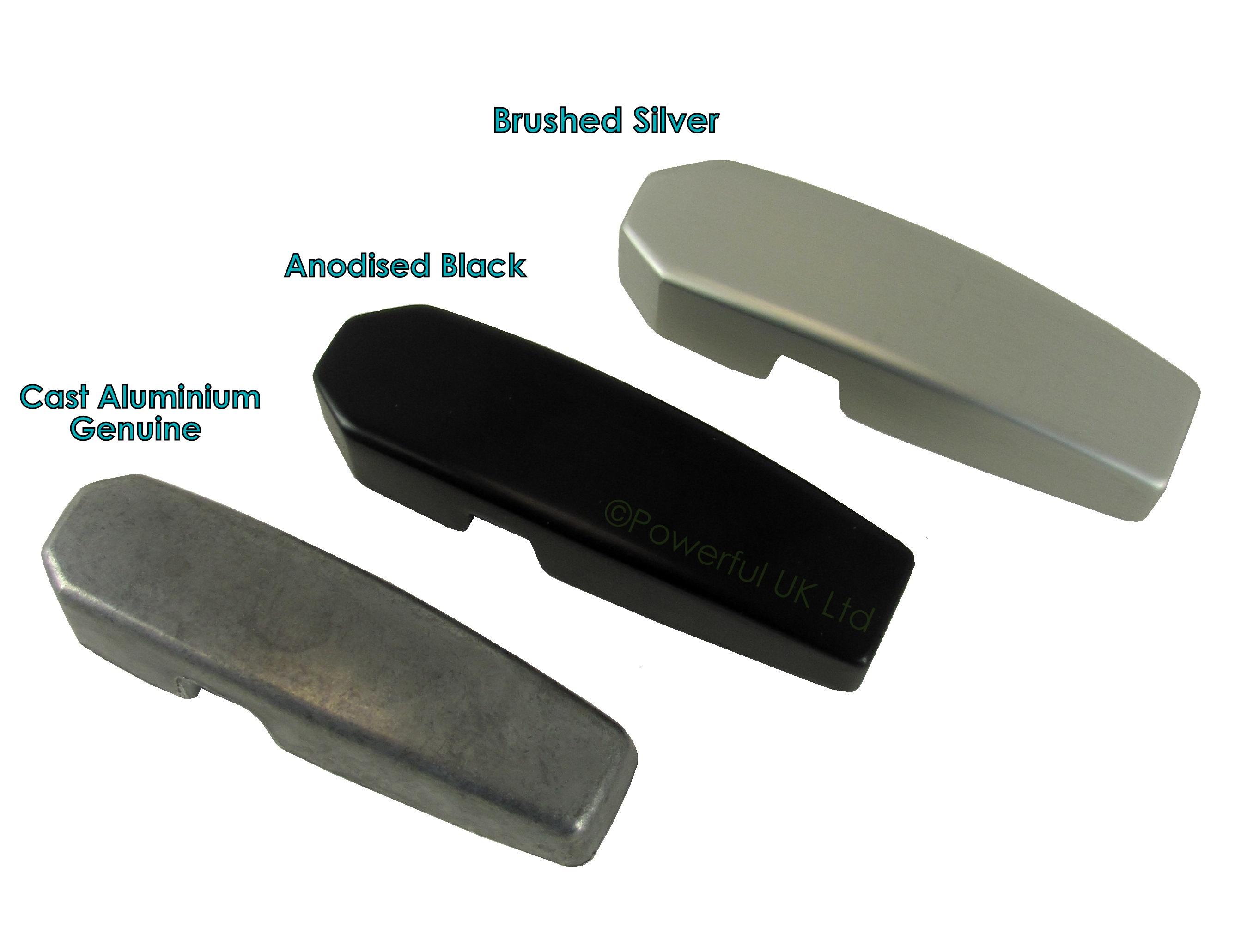 Black Billet aluminium windscreen-bulkhead support ...