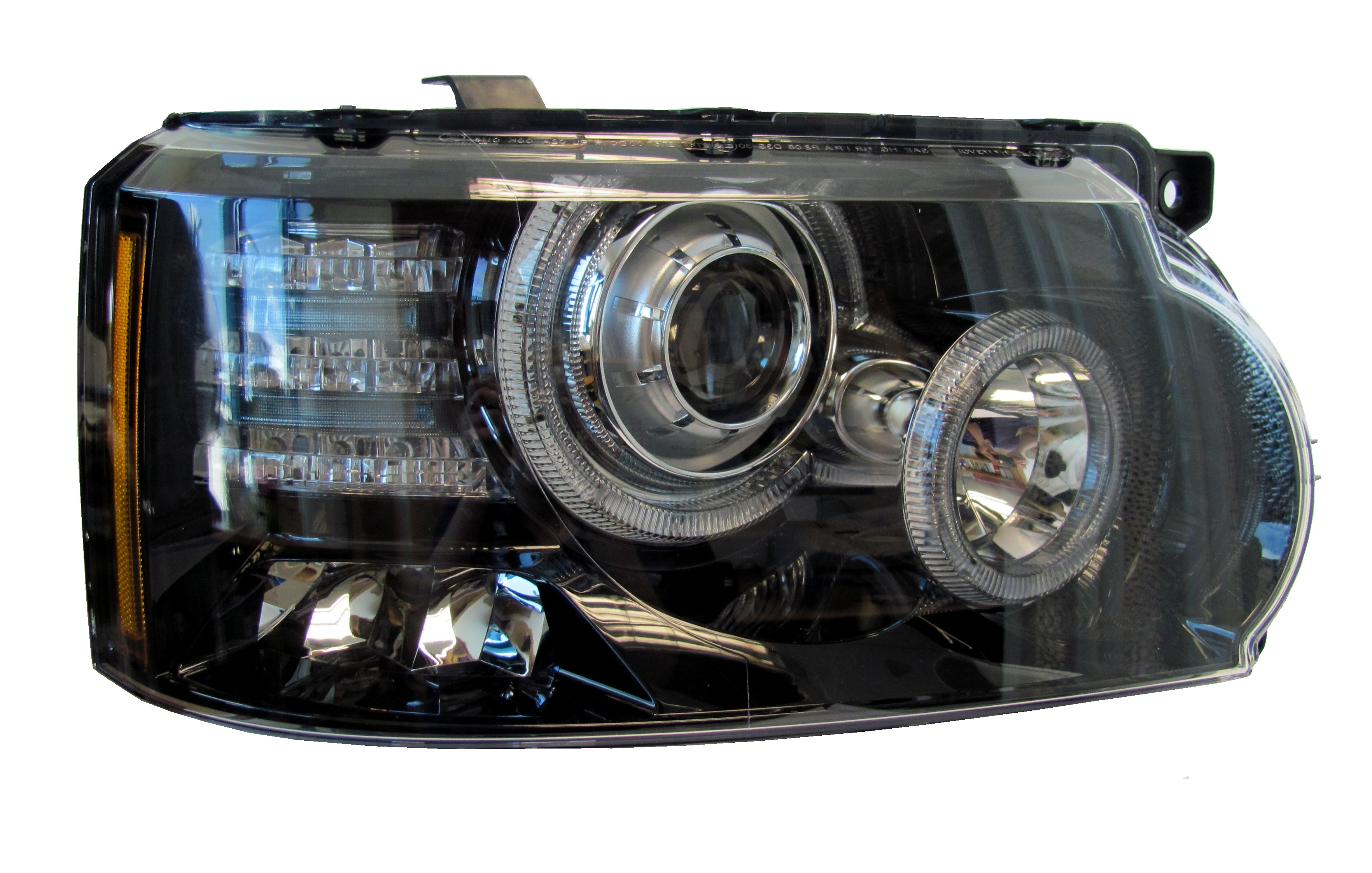 range rover l322 2010 bi xenon headlight afs rh lhd. Black Bedroom Furniture Sets. Home Design Ideas
