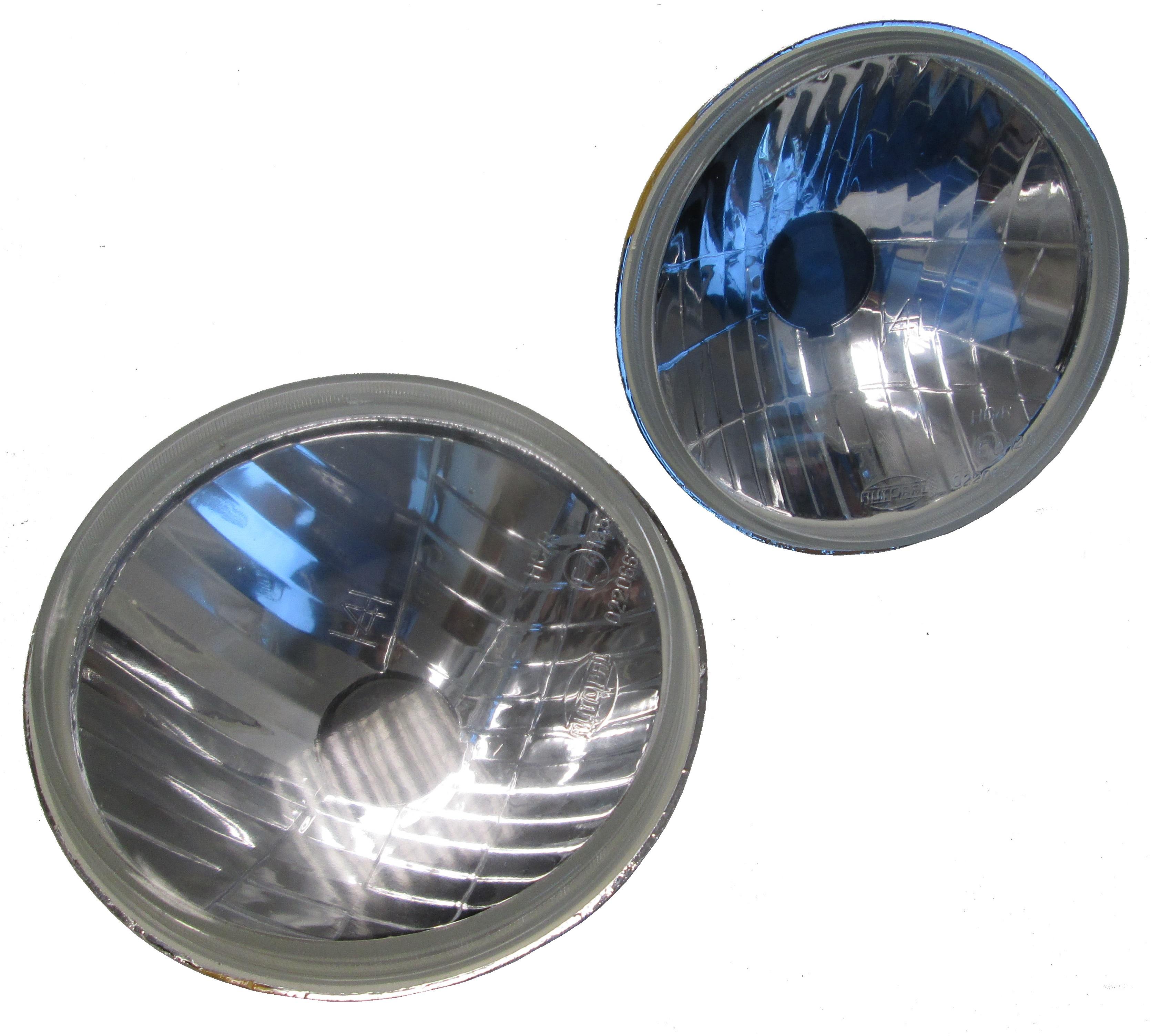Crystal Halogen Headlight Upgrade Kit For Range Rover