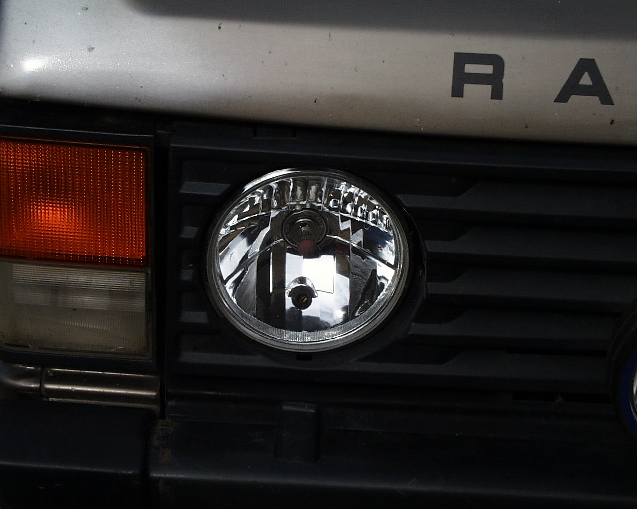Angel Eye Headlights For Rhd Range Rover Classic Headlamps