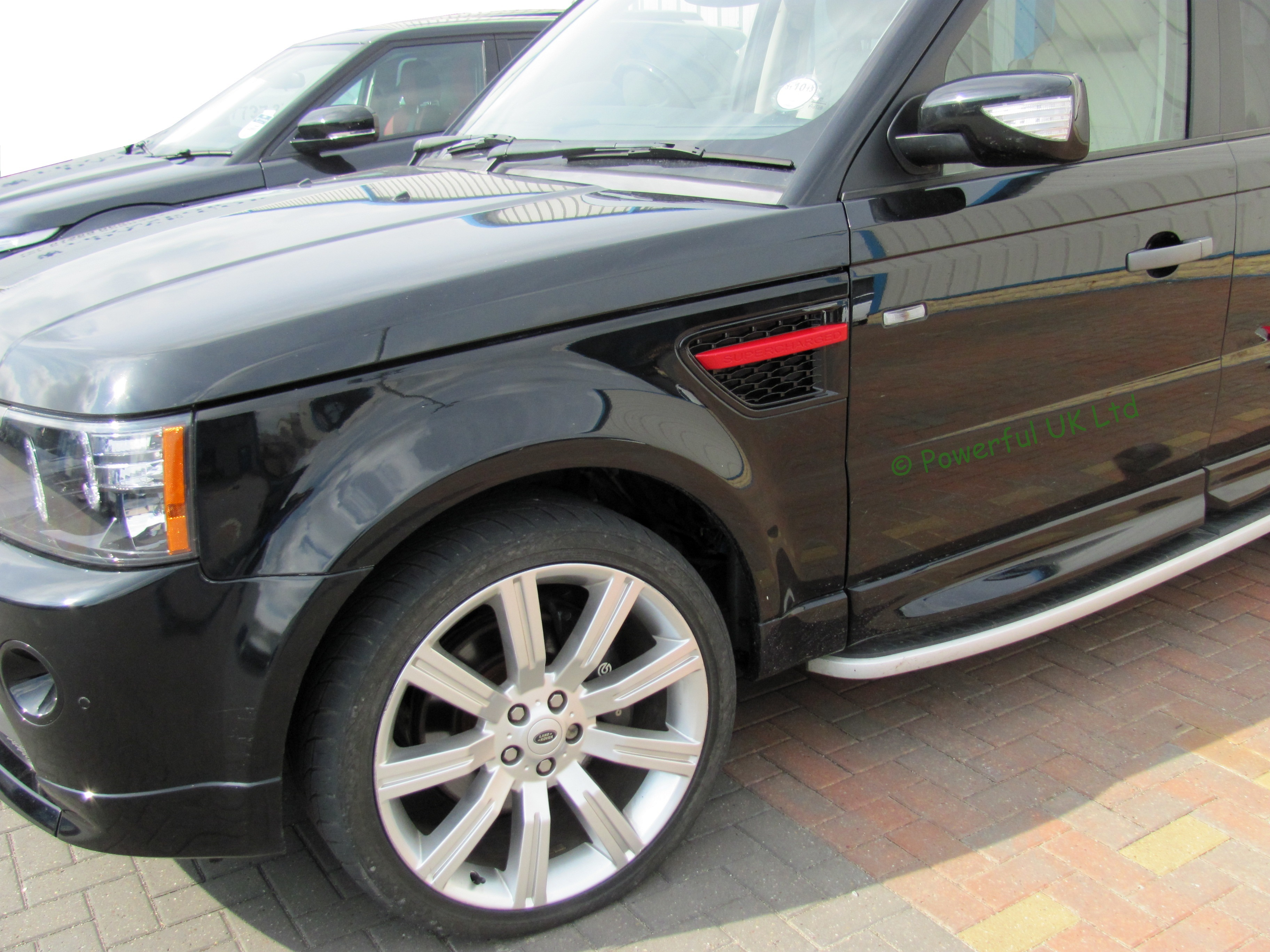 Range Rover L322 Interior Upgrade >> Conversion Range Rover Vogue From 2005 To 2012 | Autos Post