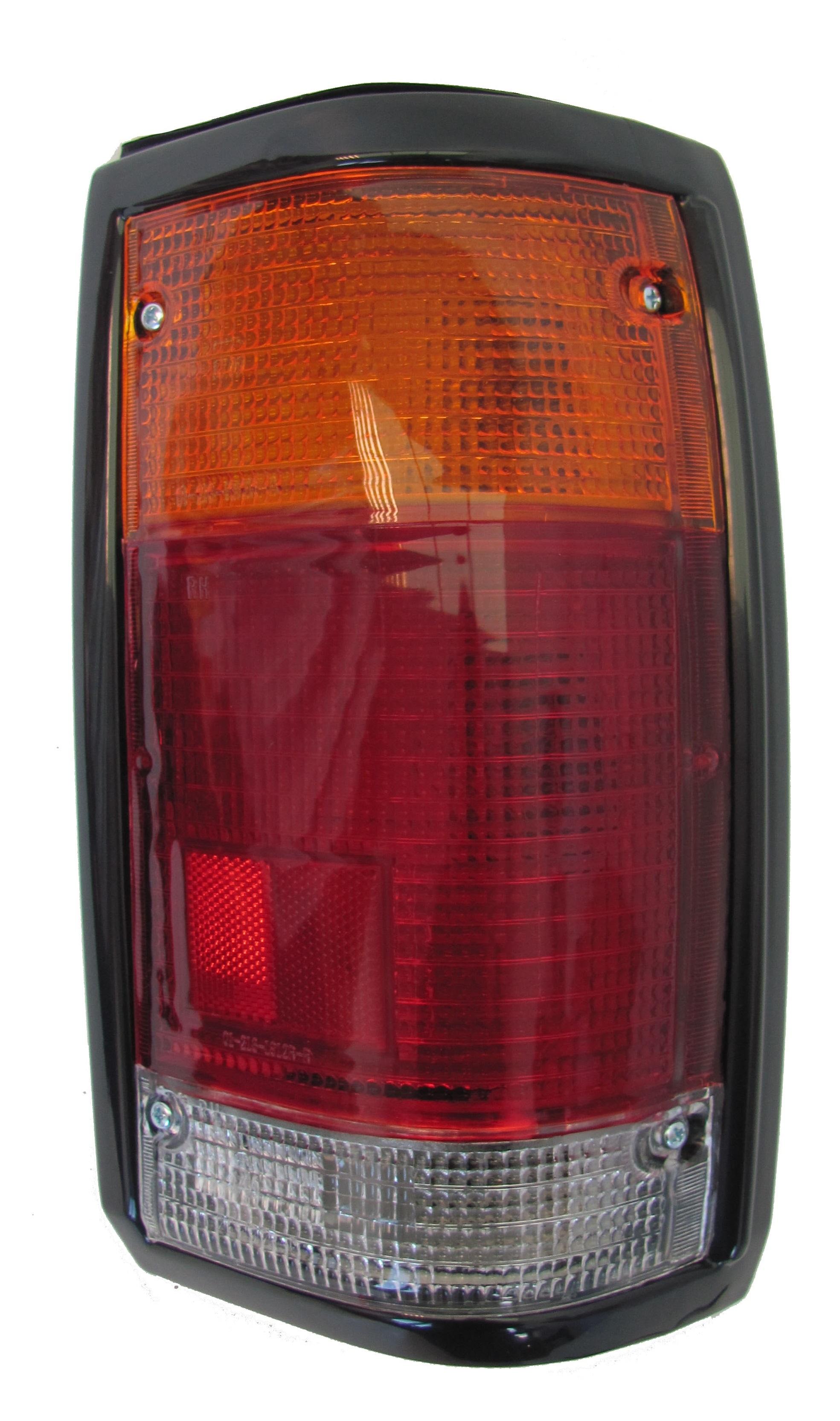 rear light mazda for b2000 b2200 1985 black tail lamp. Black Bedroom Furniture Sets. Home Design Ideas
