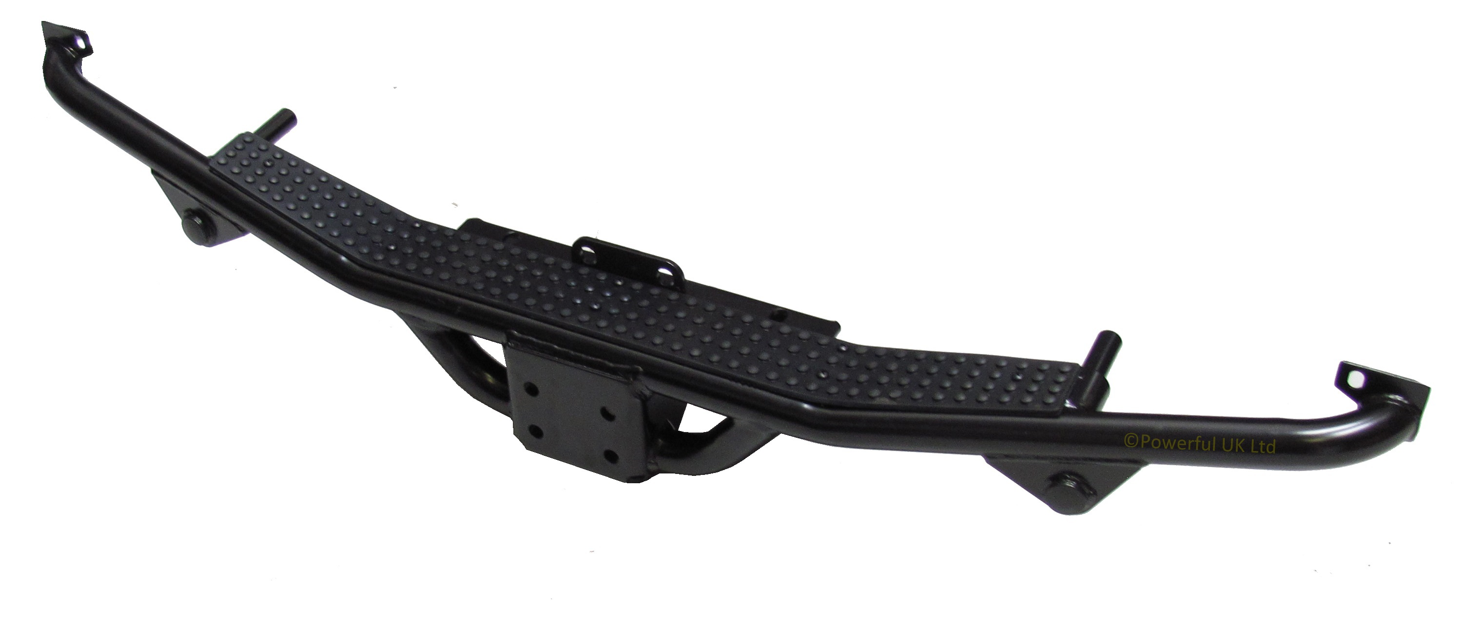 Rear Tow Bar Step Bumper For Land Rover Defender 90 Svx